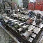 TOS (USED) W100A HORIZONTAL BORING MILL