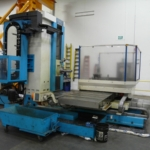 FEMCO HORIZONTAL CNC BORING MILL (USED)